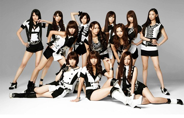 Inside Japan's Biggest And Most Bizarre Girl Group