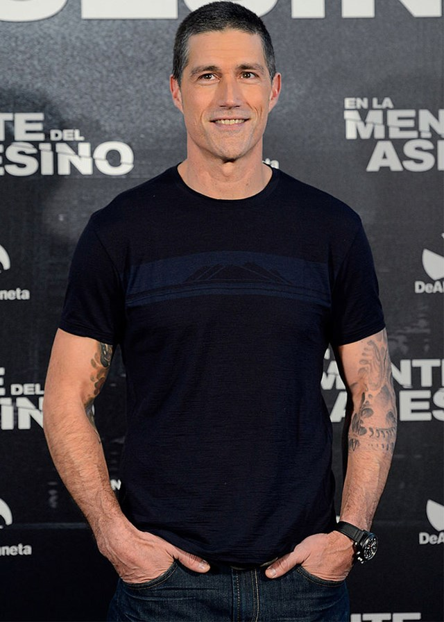 Now: Matthew Fox