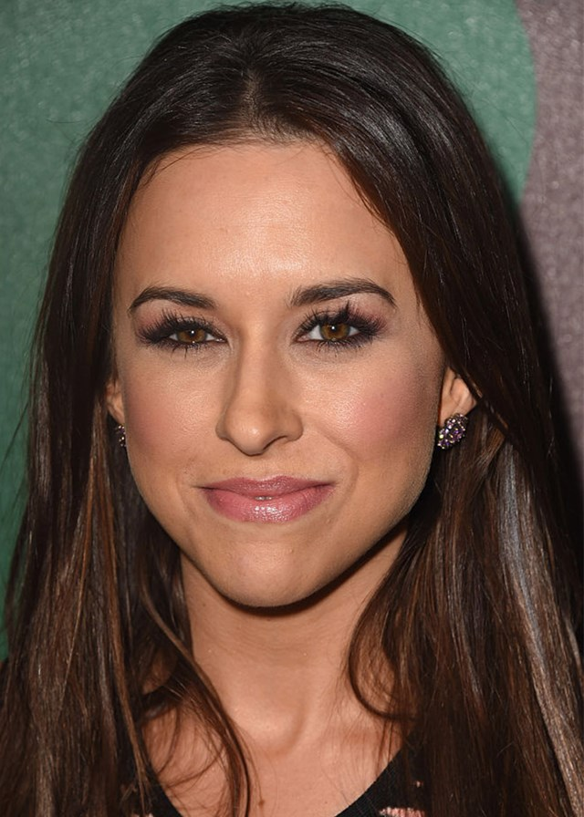 Now: Lacey Chabert