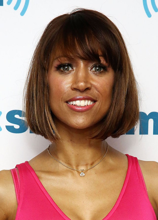 Now: Stacey Dash