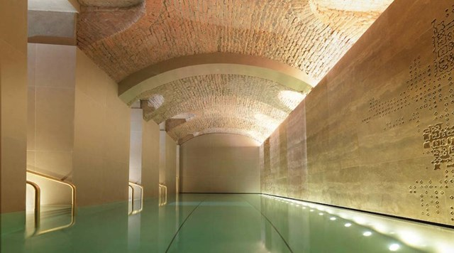 'Milan Spa', The Four Seasons Hotel, Italy
