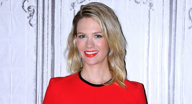 January Jones Just Stepped Out In The Fashion Trend Of The Week