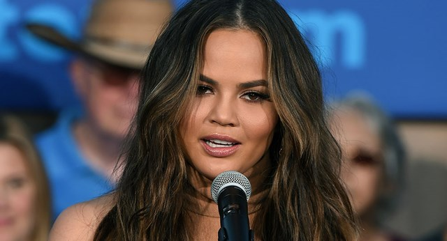 Chrissy Teigen Switches Social Media From Public To Private