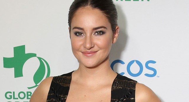 "Shailene Woodley Arrested After ""Peaceful Protest"""