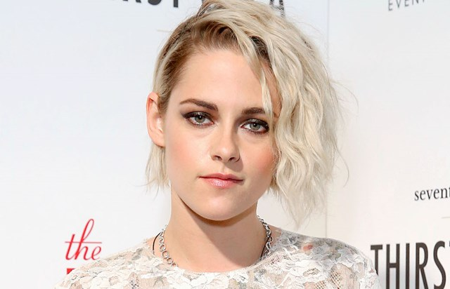 Kristen Stewart isn't on social media. Which is refreshingly nice.