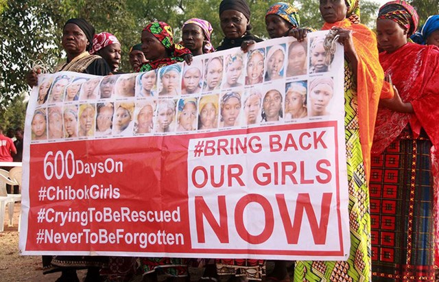 Boko Haram Frees 21 Kidnapped Girls, Says Nigerian Government