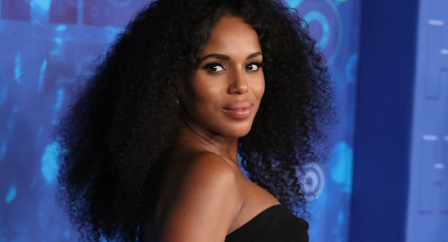 Kerry Washington Welcomes Baby Number Two