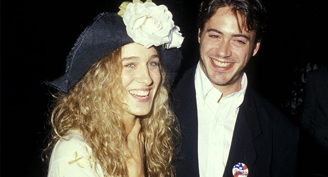 Sarah Jessica Parker And Robert Downey Jr Have Reunited After 25 Years