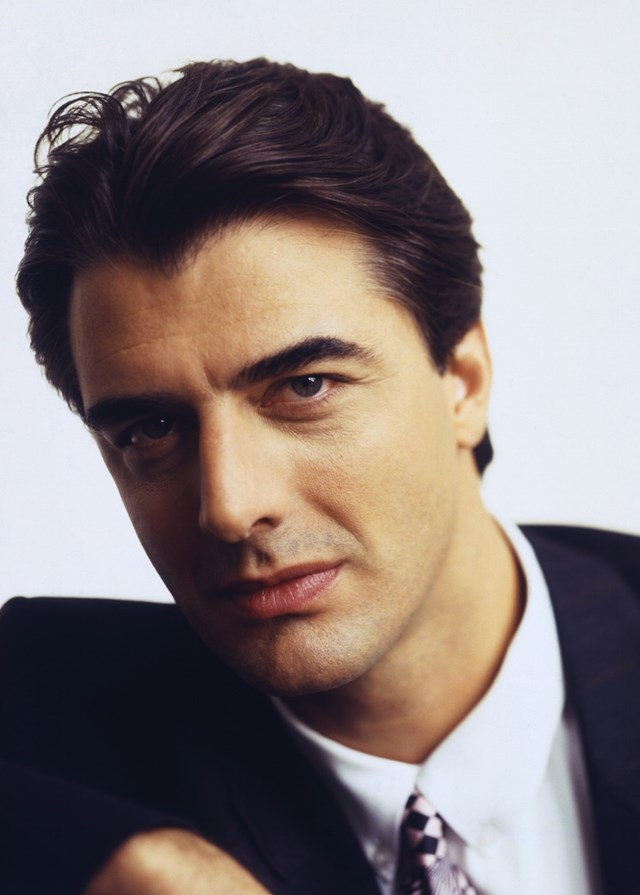 THEN: 'Mr Big' (aka Christopher Noth)