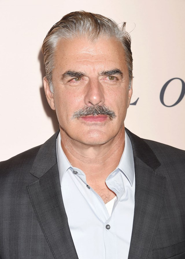 NOW: 'Mr Big' (aka Christopher Noth)