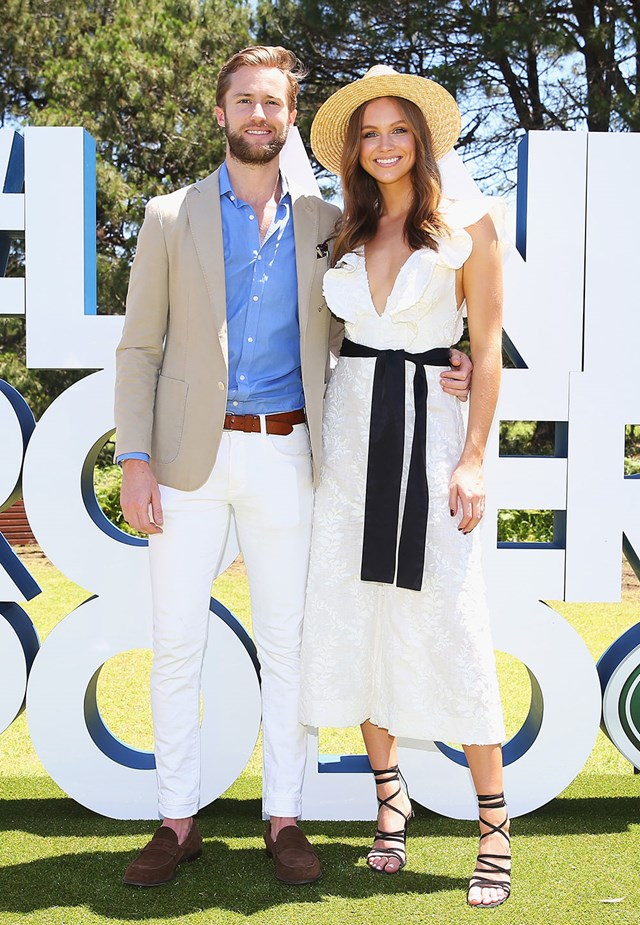 Star Style At The Polo In The City