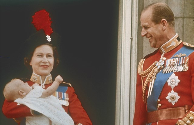 Queen Elizabeth and Prince Philip's Cutest Moments