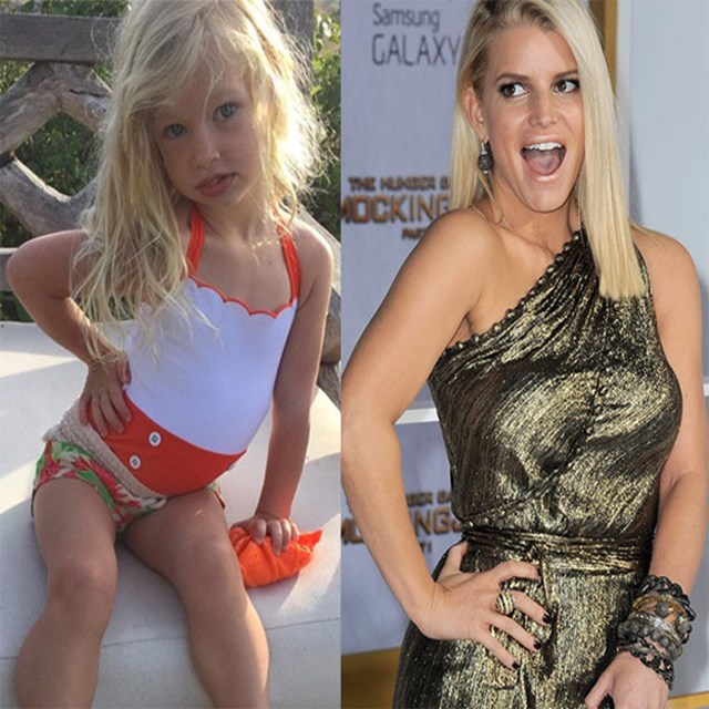 Jessica Simpson and Maxwell Drew