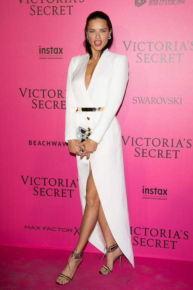 The 2016 Victoria's Secret After Party