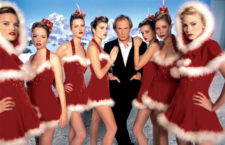 Bill Nighy in Love Actually