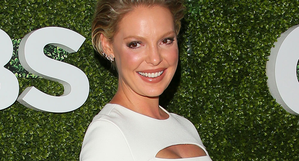 Katherine Heigl Opens Up About Her First Pregnancy (and Third Child) Being a Total Surprise