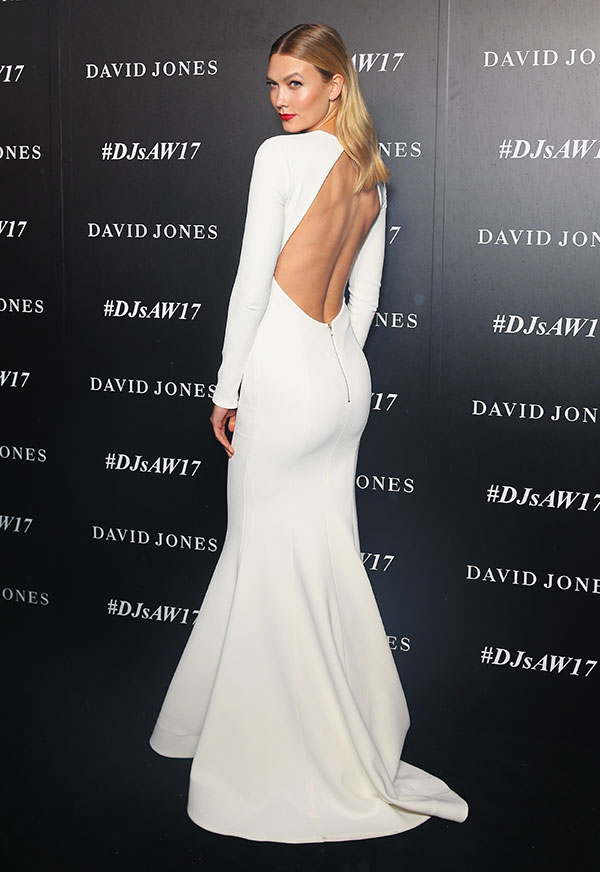 David Jones wedding dresses: Monique Lhullier, Carolina Herrera ...
