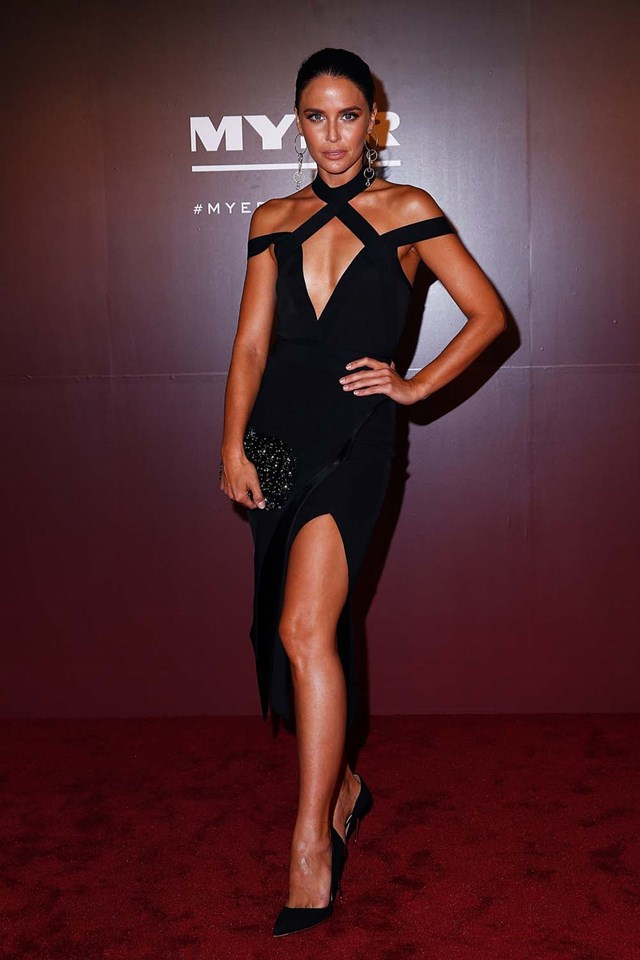 Myer Autumn 2017 Fashion Launch Red Carpet