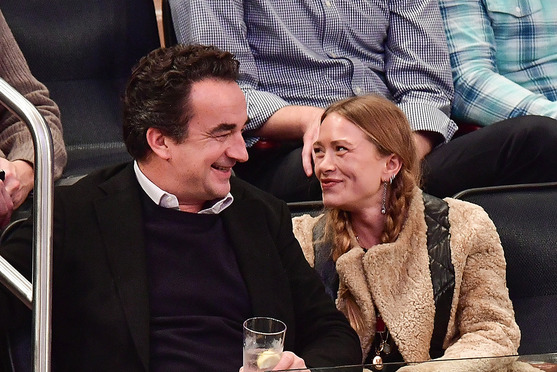 Mary Kate Olsen Makes Rare Public Appearance With Her Husband