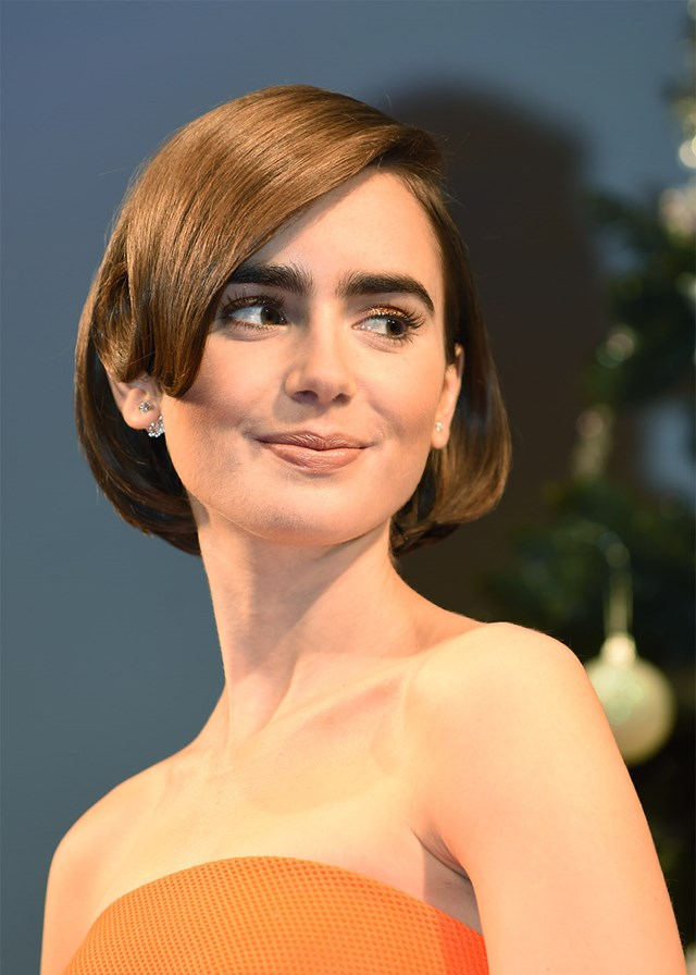 Lily Collins' best beauty looks