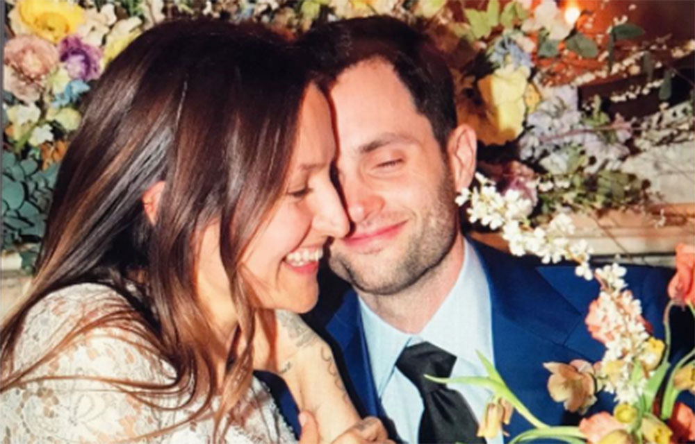 Beautiful New Photos Emerge Of Penn Badgley And Domino Kirke S Vegan