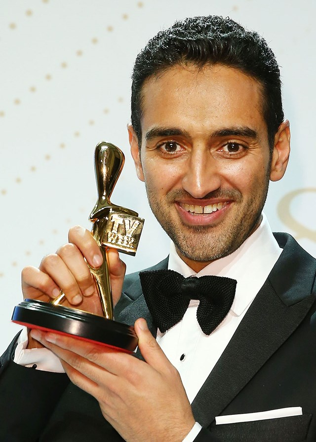 Waleed Aly Wins Gold Logie And Moves With Inspiring Speech