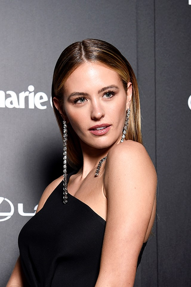 The best beauty looks from the Prix de marie claire pink carpet