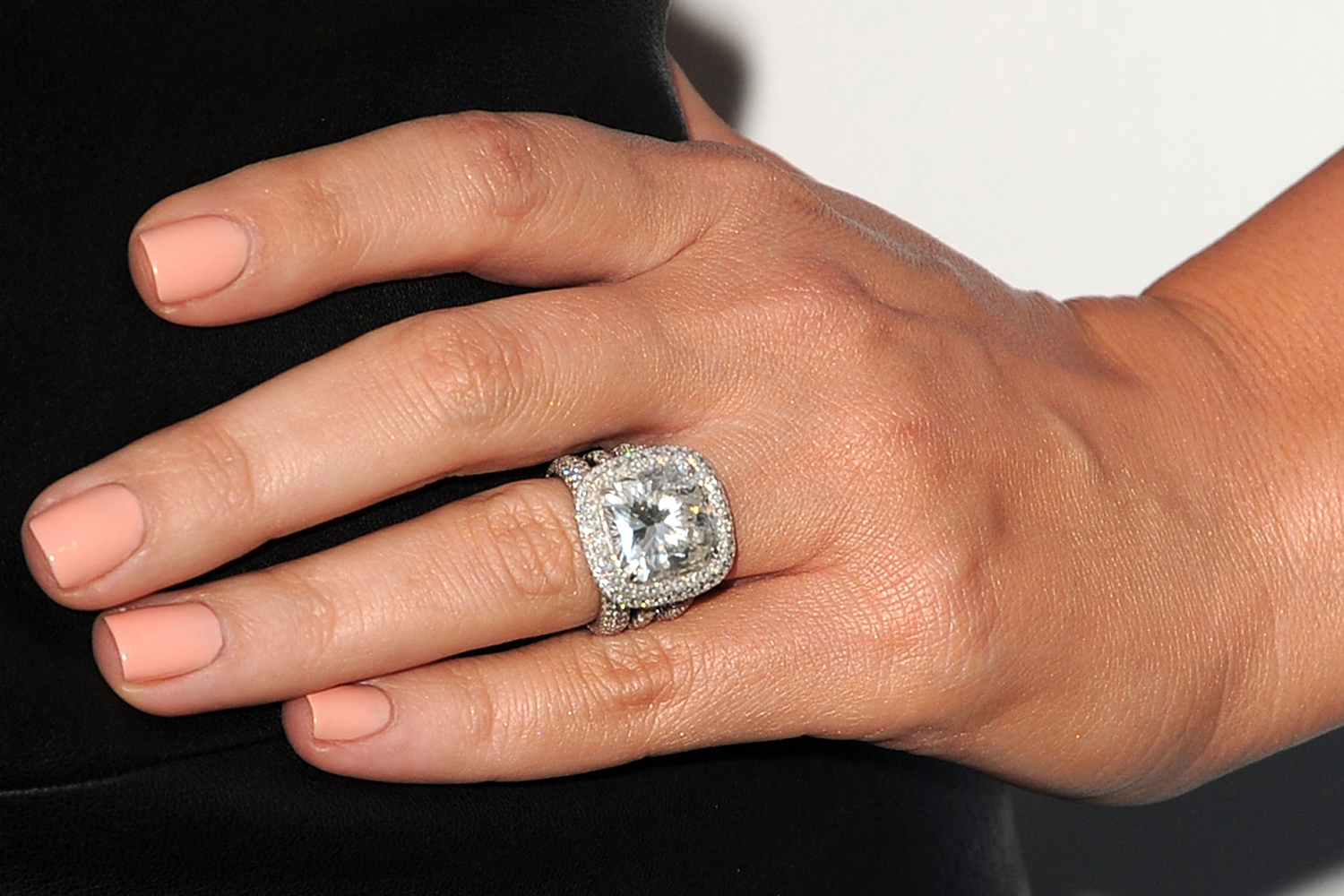The most expensive celebrity diamond engagement rings Marie Claire