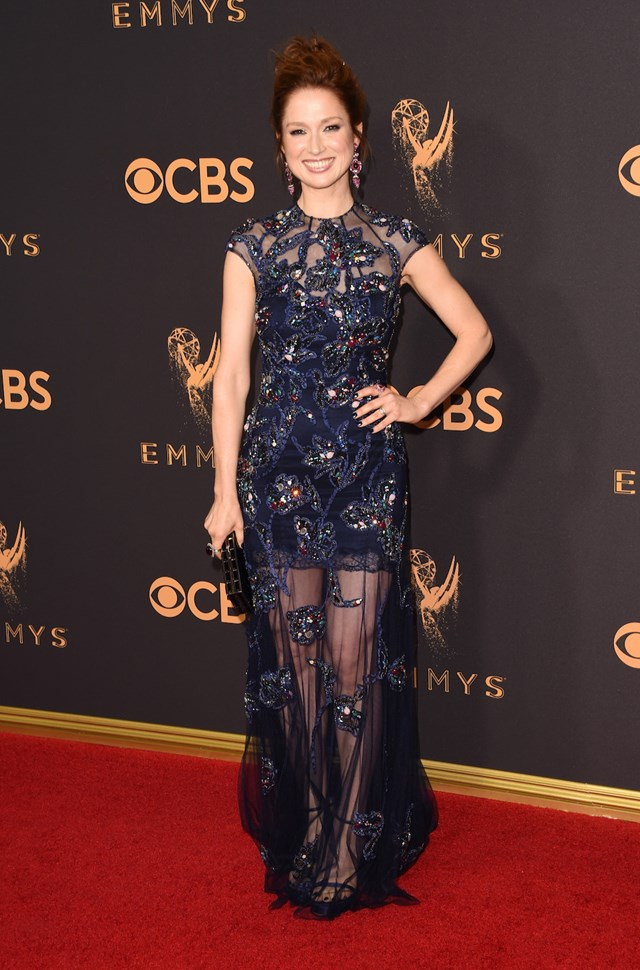 The Best Dressed On The 2017 Emmys Red Carpet