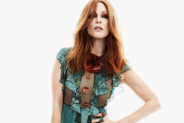 Why Is Julianne Moore So Damn Cool?