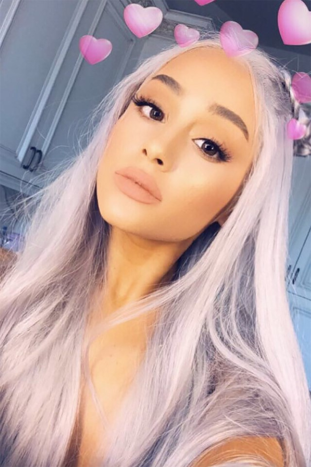 The Best Celebrity Grey Hair Colour Inspiration   Marie ...