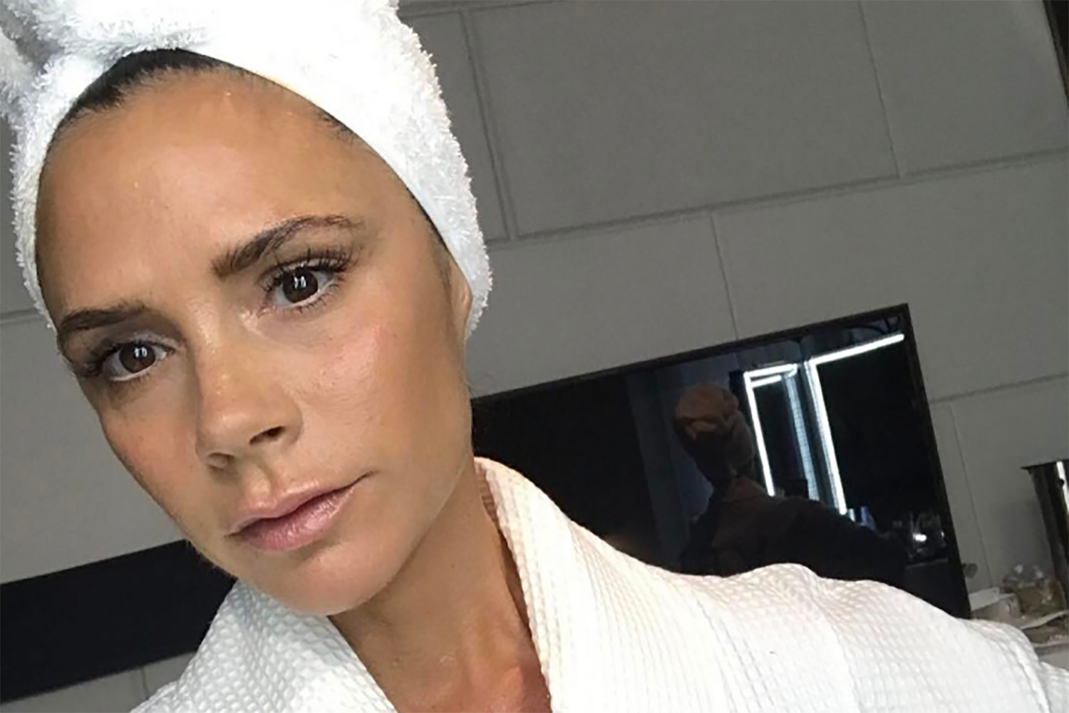 Victoria Beckham Swears By This Budget Natural Beauty Product