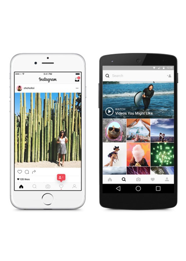 Instagram's Newest Redesign Is Making The Internet Go Crazy