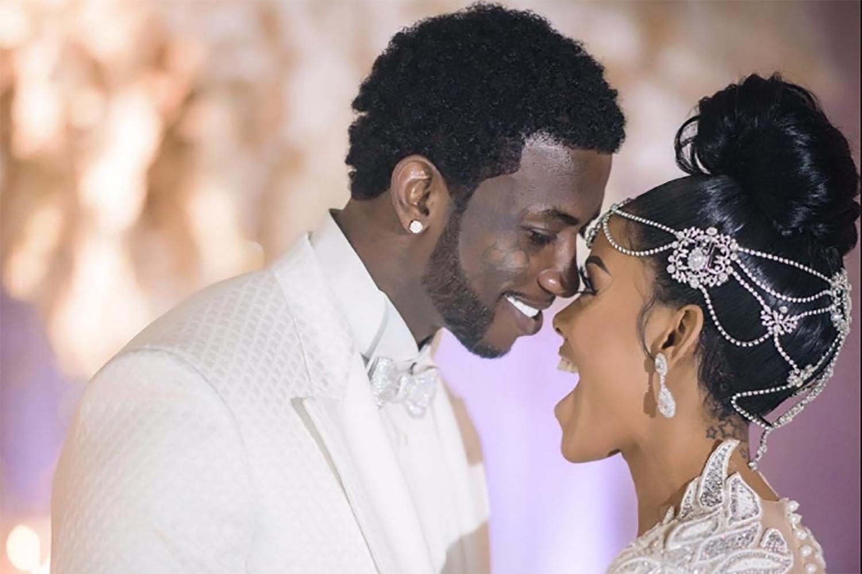 Gucci Mane\u0027s 10,foot,tall wedding cake cost $US75,000