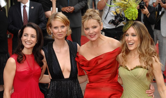Image result for kim cattrall satc