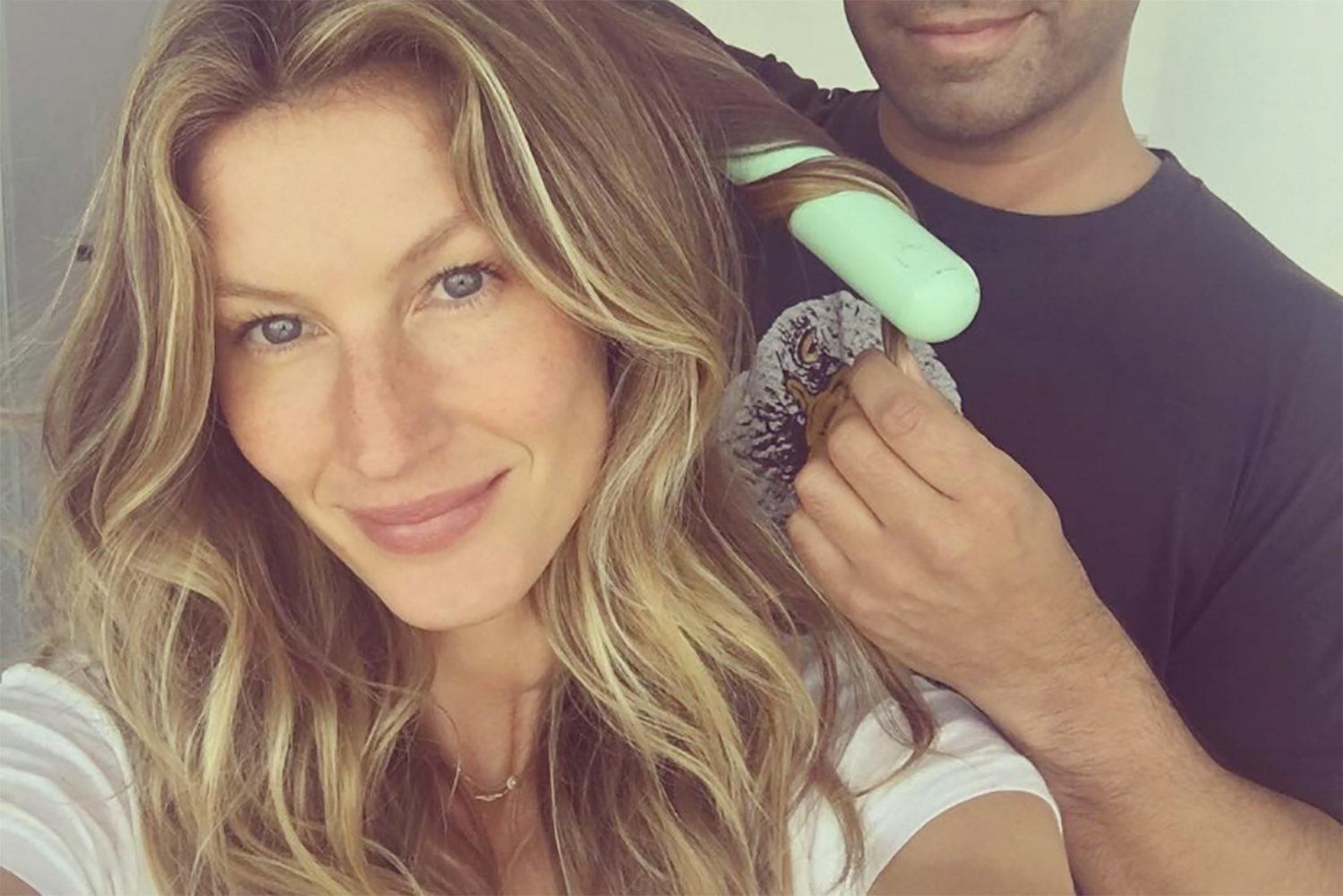 Gisele Bundchens Blonde Hair Colour Is So Easy To Steal Marie