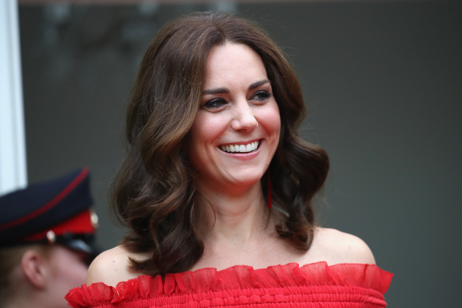 Kate Middleton Just Wore Her Hair In A Bob Marie Claire Australia