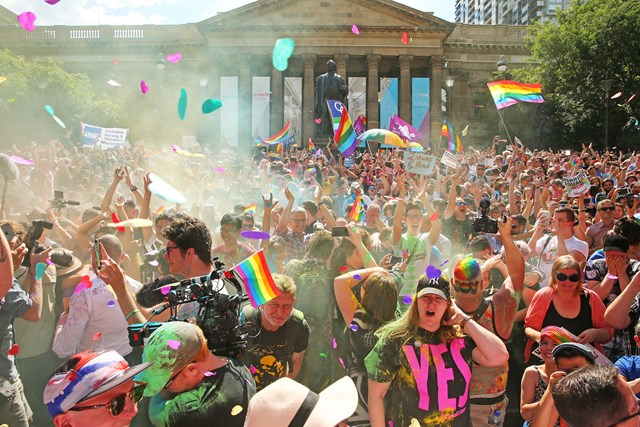 Same-Sex Marriage: What Happens Next Now Australia Has Voted Yes?