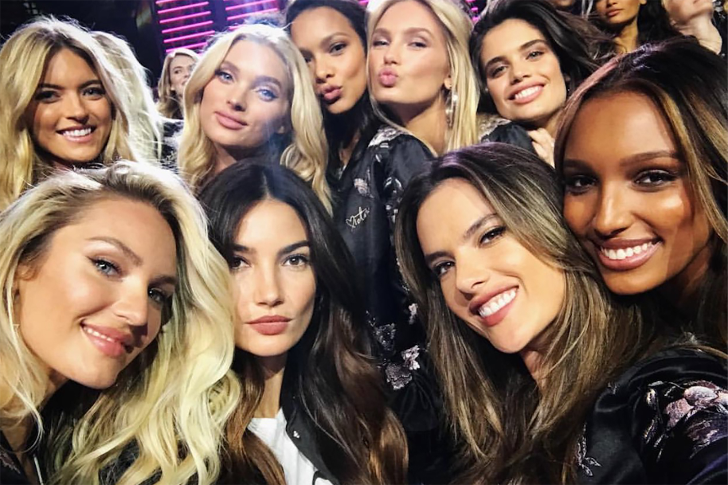 Alessandra Ambrosio Walks Her Final Victoria's Secret Fashion Show