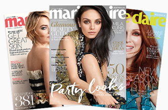 Subscribe To marie claire For $15