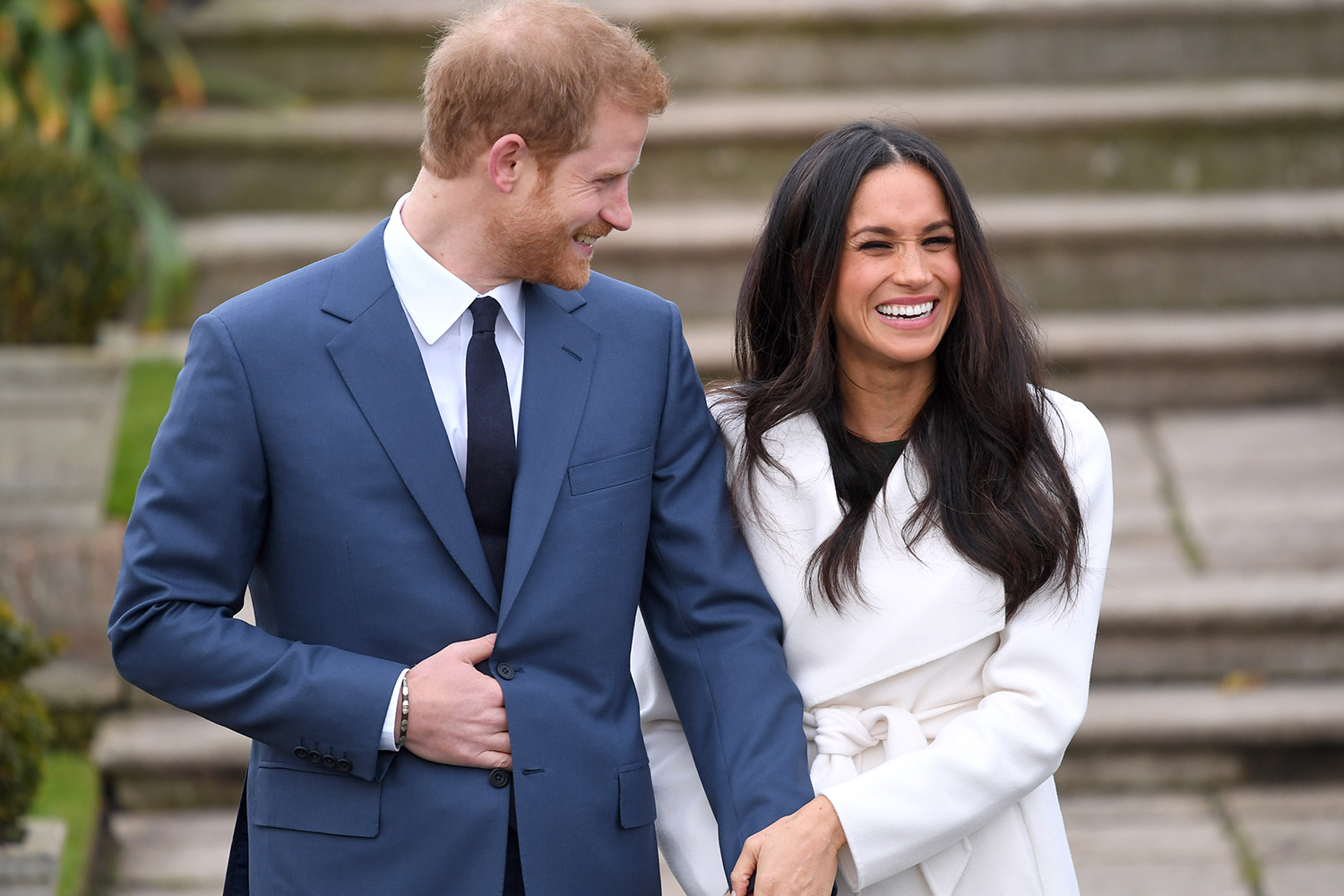 Prince Harry amp Meghan Markles Wedding Date and Venue