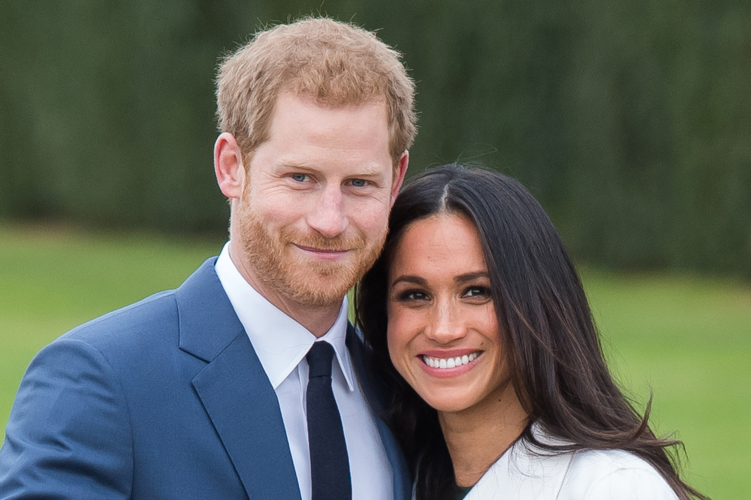 Why Prince Harry Won T Wear A Wedding Ring Marie Claire