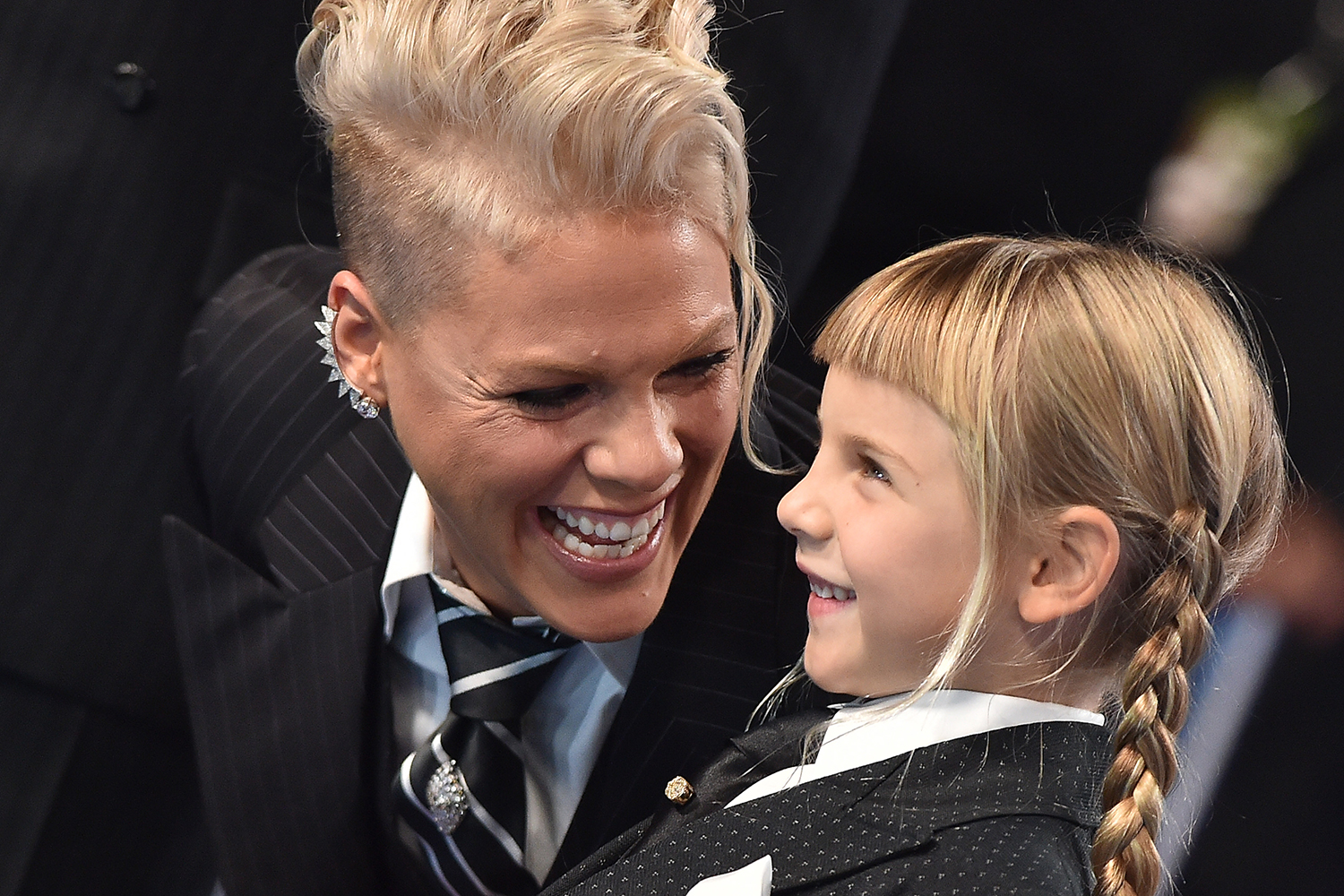 Pink's Dating Advice For Daughter Willow Is Actually The Best!