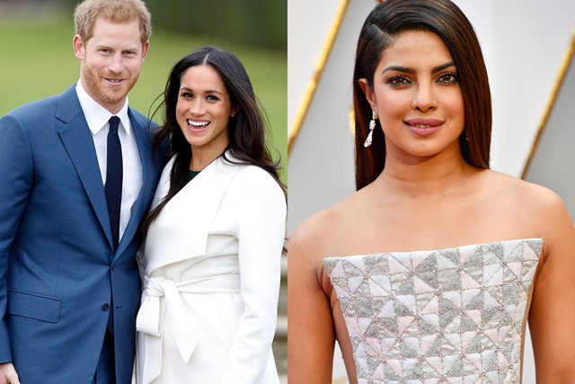 Meghan Markle Wedding Pictures.Priyanka Chopra Spills Details On Prince Harry And Meghan Markle S