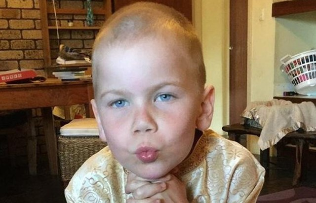 Six-year-old cancer victim's fate hangs in the balance