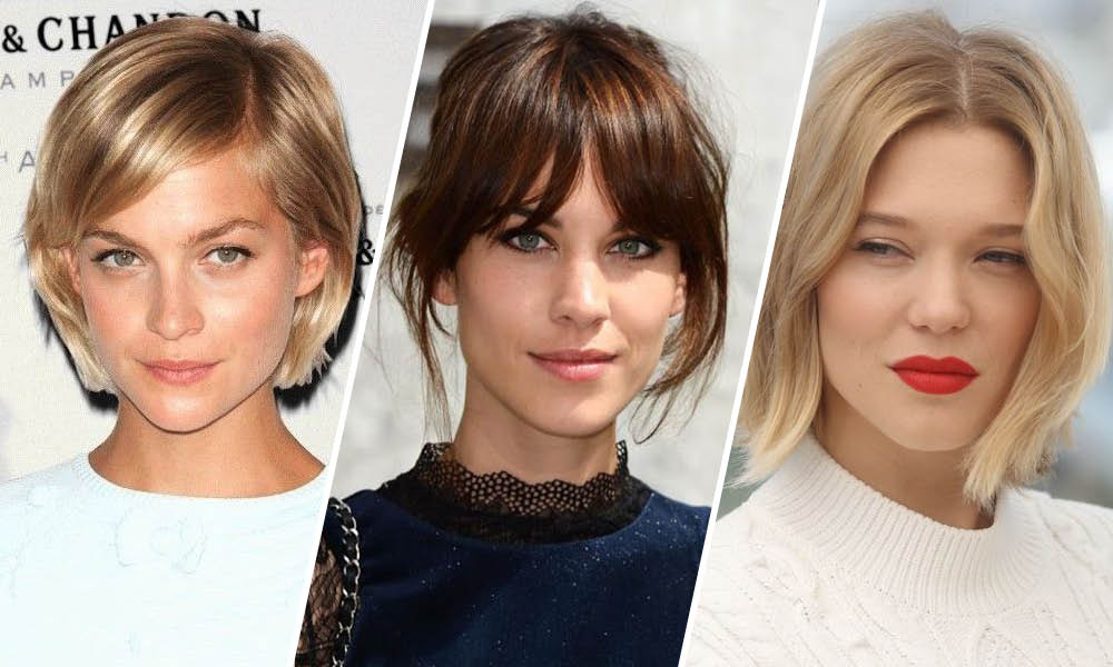 French Girl Haircuts The Fringes Bobs And Styles To Try Marie