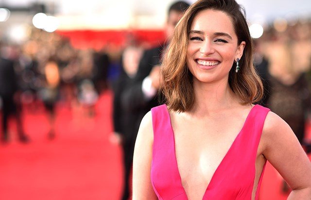 Emilia Clarke didn't have a body double for her naked Game Of Thrones scene
