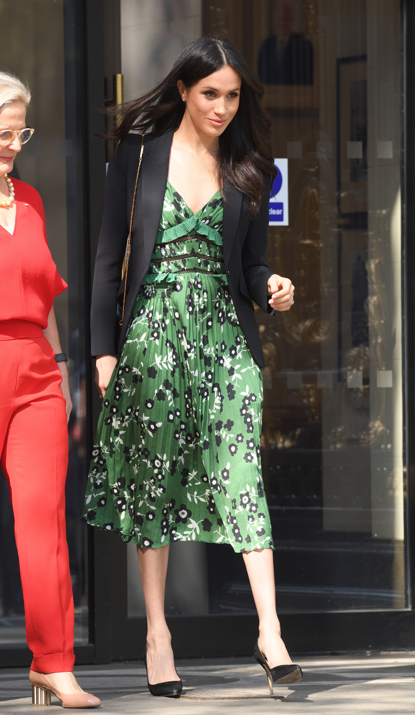 501ae129eaa0 Meghan Markle s Best Style Moments To Date