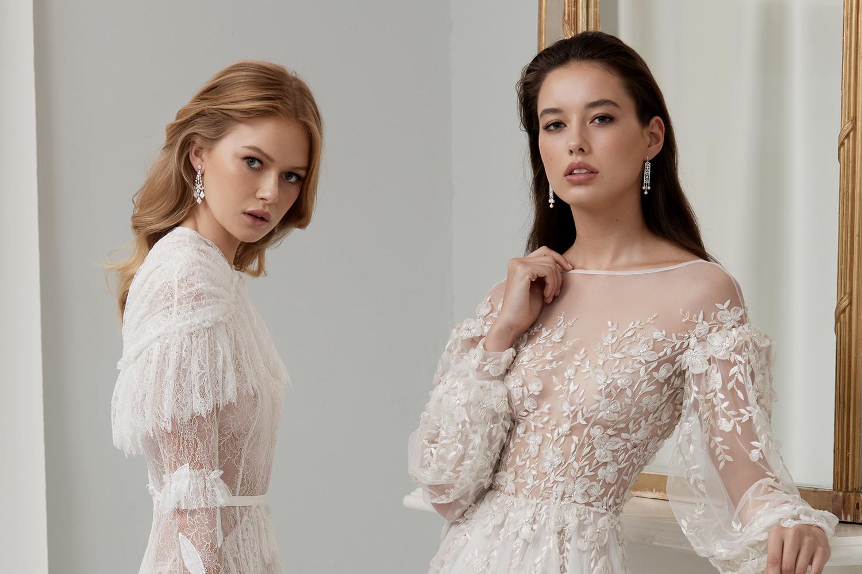233513c1d79 Steven Khalil s new wedding dress collection is stunning