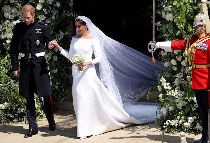 11+ Meghan Markle First Husband Wedding Dress